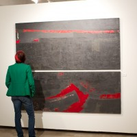 art-gallery-large-black-red-painting