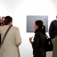 contemporary art opening reception minneapolis