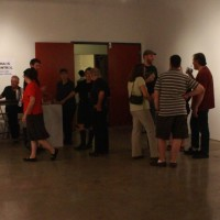 people art gallery show opening reception