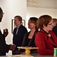 Herman Milligan Rosalux Gallery Exhibition Art
