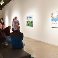 Minnesota Artists Exhibition Gallery Paintings