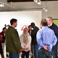 Photos Art Gallery Show People Minnesotans