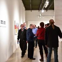Rosalux Gallery Art Opening Shawn McNulty