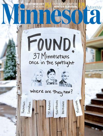 Minnesota Monthly Best New Art January 2016 Shawn McNulty