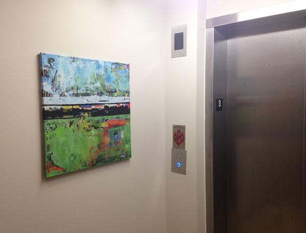 700 Central Lofts Minneapolis Floor 3 Elevator Salvation
