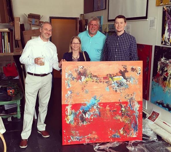 Art Progress Commission Emerson Company