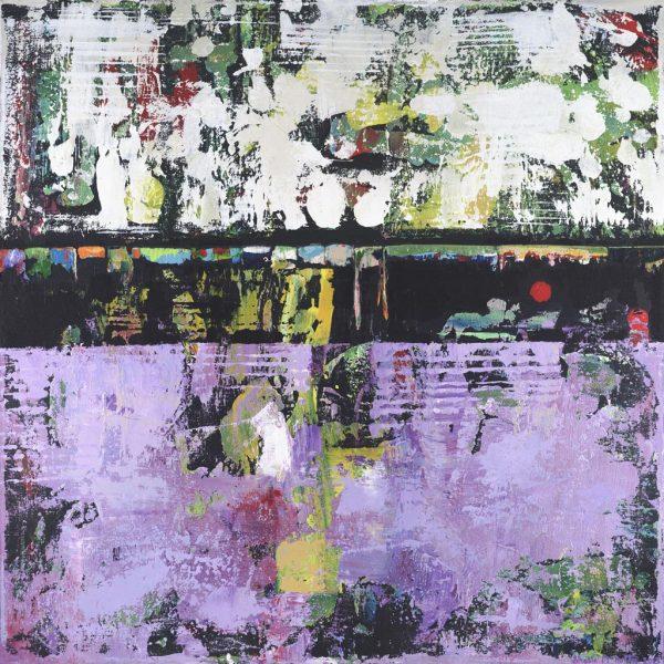 Tusk Fleetwood Mac Artwork Purple Abstract