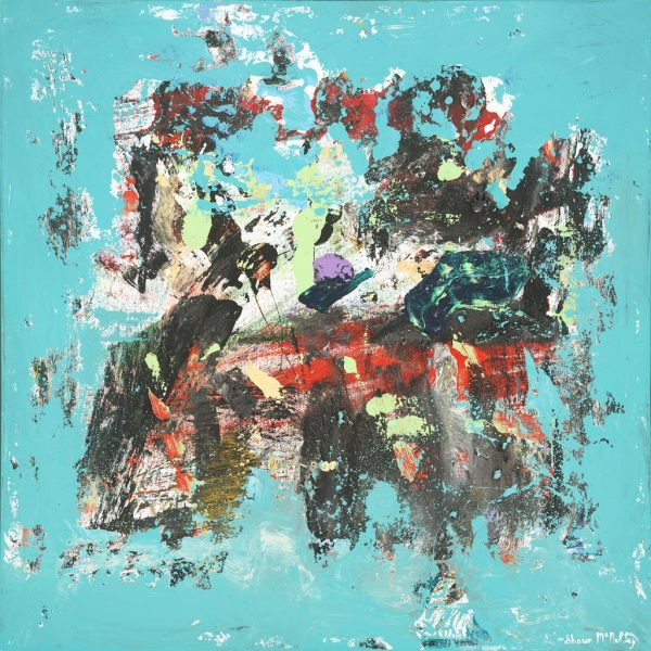 Great Schism Definition Abstract Painting