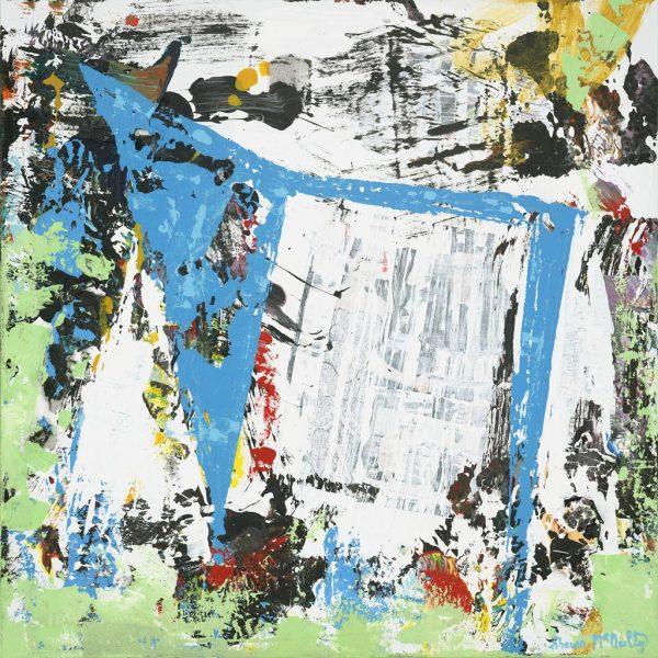 Stadium5 Mn Vikings Art Abstract