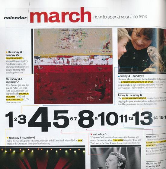 Metro Magazine Minneapolis March2011