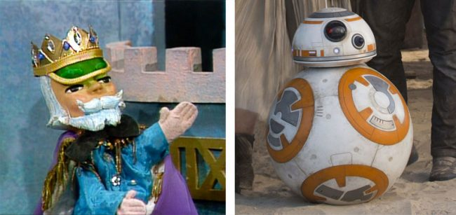 Mister Rogers Meets Star Wars